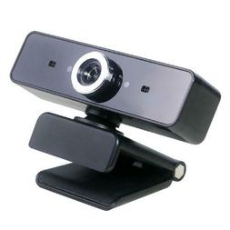 Webcam HD Video Chat Recording Camera USB with Microphone Fo