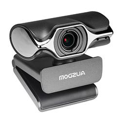 AUSDOM USB Computer Webcam, AW620 High Definition 1080P Wide