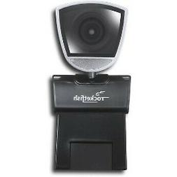 Rocketfish 2.0MP Widescreen HD 720p USB WebCam Photo Up To 8