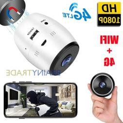 Wireless 4G network Card Mobile Wifi IP Camera 1080P Real-ti