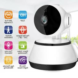 Wireless WiFi Camera Webcam Baby Monitor CAM Home Security S